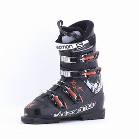 Salomon X3 60 T 2013/2014 black/orange