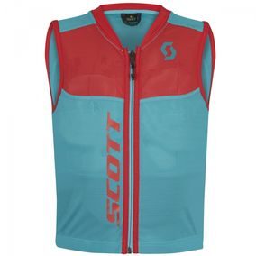 Scott Vest Protector Actifit Plus sky blue/hibiscus red dětské/juniorské...