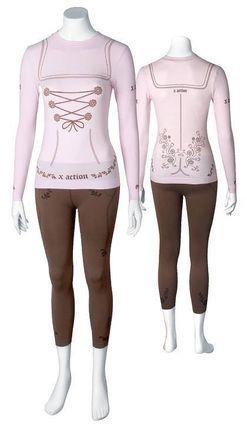 X-Action Resi pink/brown