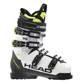 Head Advant Edge 95 White/Black Yellow