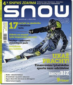 Snow Snow 105-4x skipas zdarma