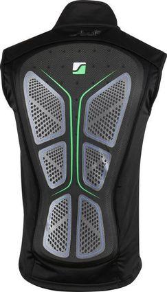Stuf Vest Soft Protector black/green