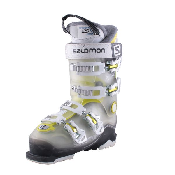 Salomon X PRO R 80 W 2015/2016 yellow...