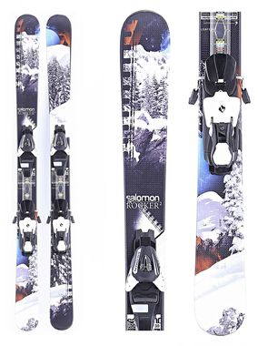 Salomon Rocker 2 JR 2012/2013