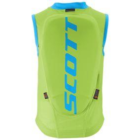 Scott Vest Protector Actifit macew green/bermuda blue