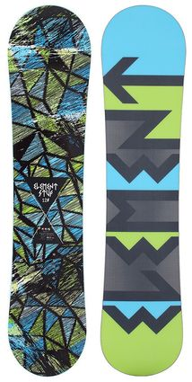 Stuf Element blue/green/grey