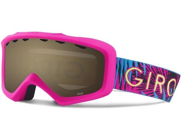 Giro Grade bright pink palm AR40