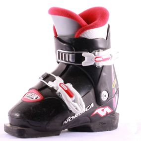 Nordica GP T2 2011/2012 black/red...