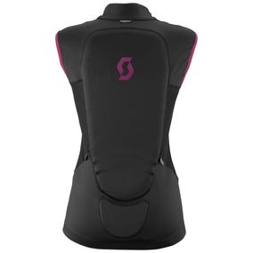 Scott Thermal Vest Protector Actifit black/sangria purple dámské
