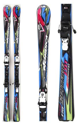 Nordica Dobermann Spitfire EDT 2011/2012...