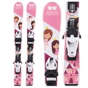 ASPEN SKIS Princess