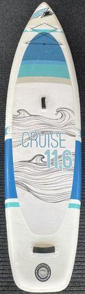 F2 plovák Cruise 11'6''x33''x6''