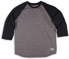 MATIX triko MJ BB T-SHIRT charcoal heather