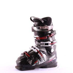 Tecnica Mega + RX 2011/2012 black/silver