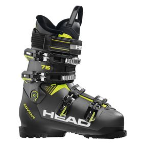 Head Advant Edge 75 AnthBlack/Yellow