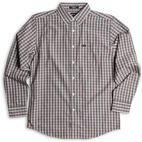 MATIX košile STRATA L/S WOVEN TOP grey