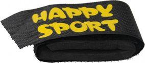 Happy Sport Skifix  černý na běžky