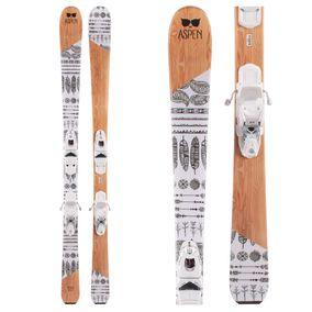 Dámské lyže 150 cm  3f86f304f34