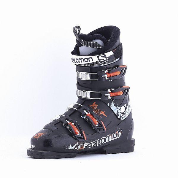 Salomon X3 60 T 2013/2014 black/orange