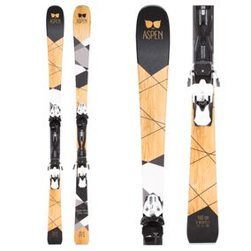 ASPEN SKIS Excentric 2017/2018...