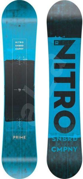 Nitro Prime Wide blue