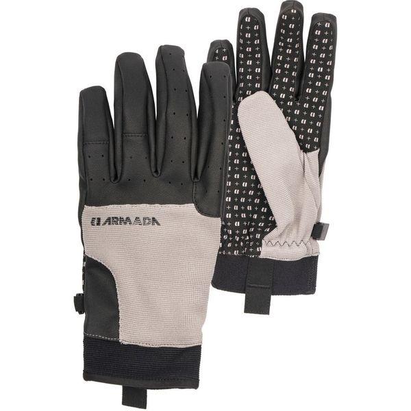 Armada Throttle Glove pewter