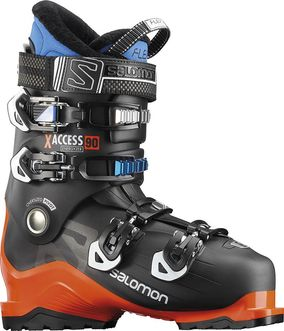 Salomon X Access 90 black/orange/blue