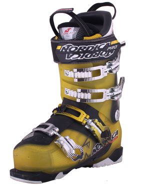 Nordica NRGY PRO 2 2014/2015 Yellow/Black...