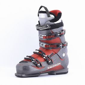 Salomon Mission 770 2010/2011 charcoal/red translu