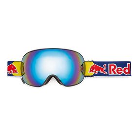 Red Bull Spect Magnetron-002 matt black/blue snow smoke with blue mirror