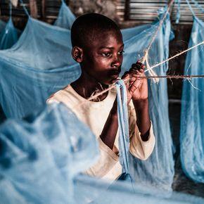KENYA. Kisumu. 2008. Copyright by Martin Bandžák/MAGNA