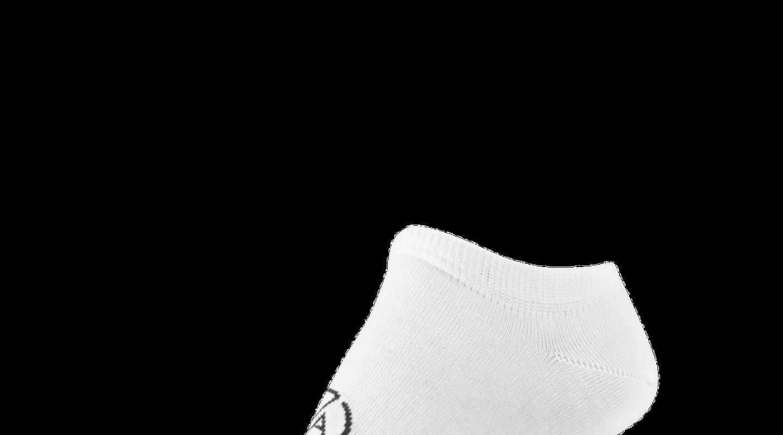 Kotníkové ponožky White