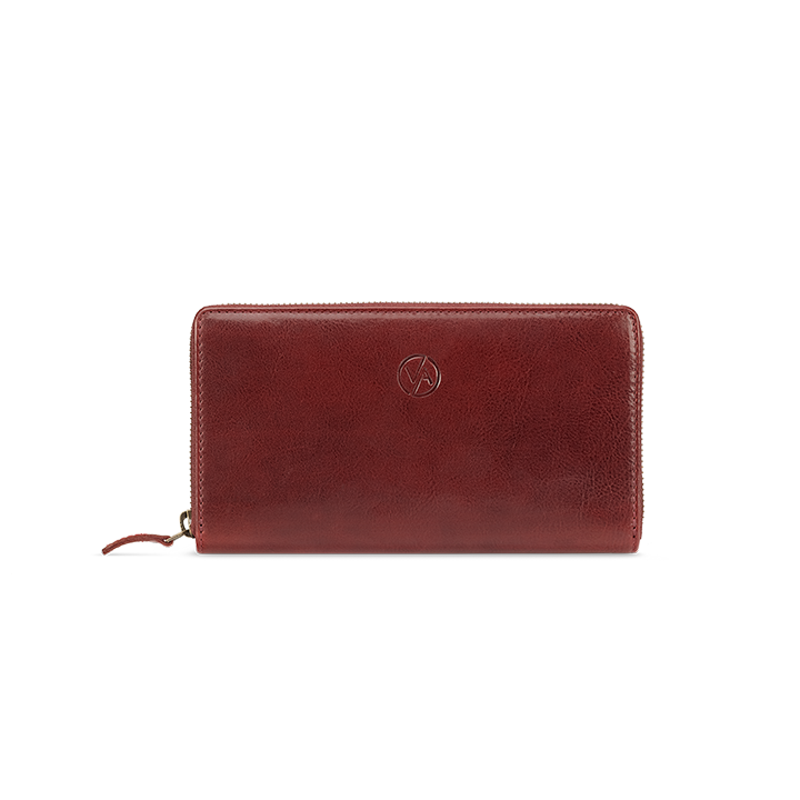 Peňaženka Lily Red