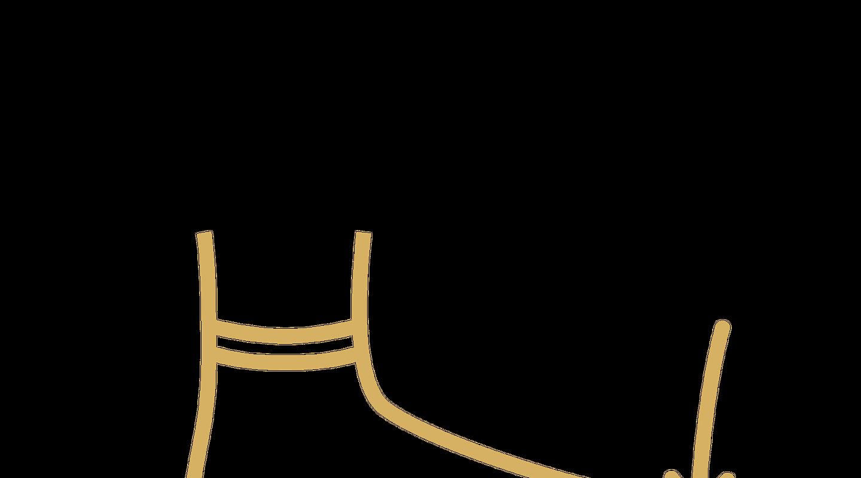 Obkreslení nohou