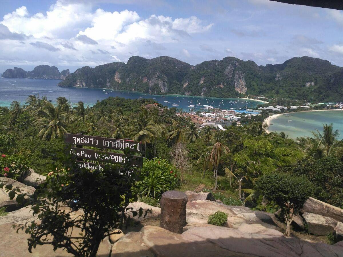 Phi Phi Island, Thajsko