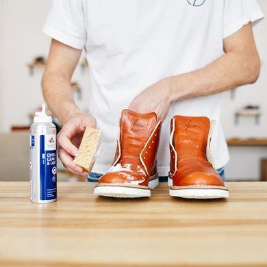 1. Topánky dôkladne očistite