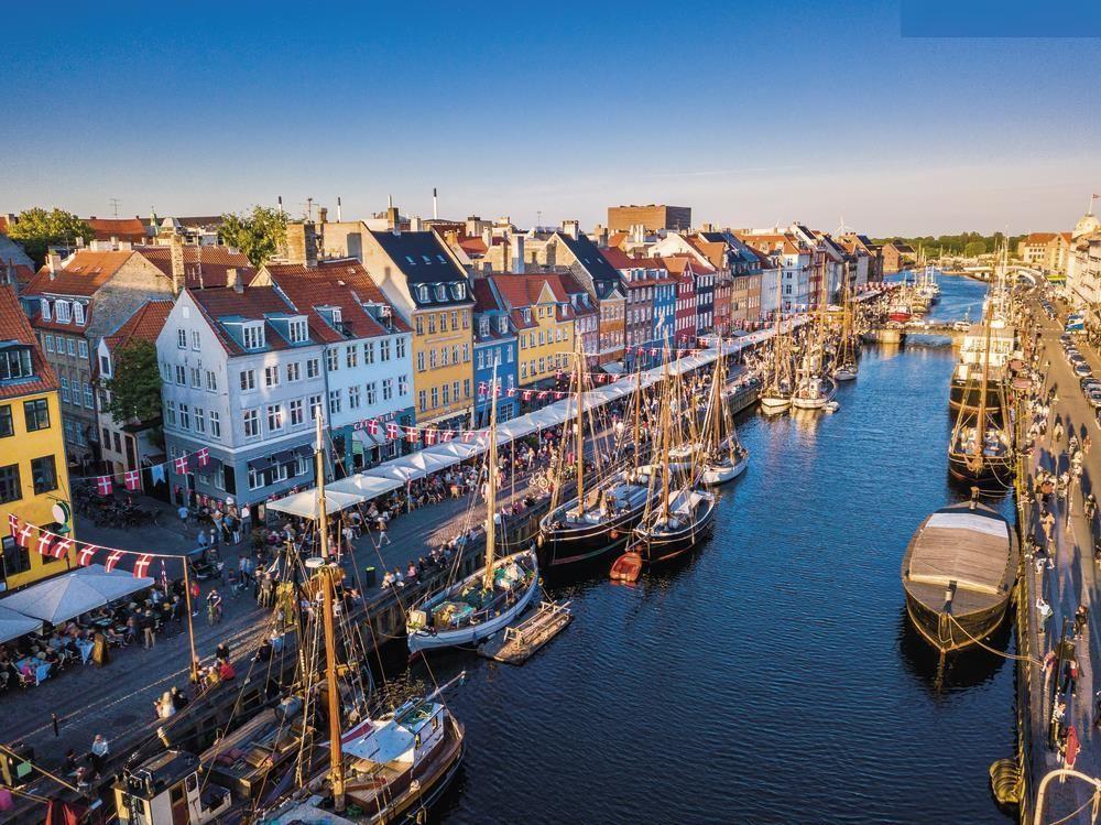 Stopem za sobem I – Kodaňský boj o nocleh