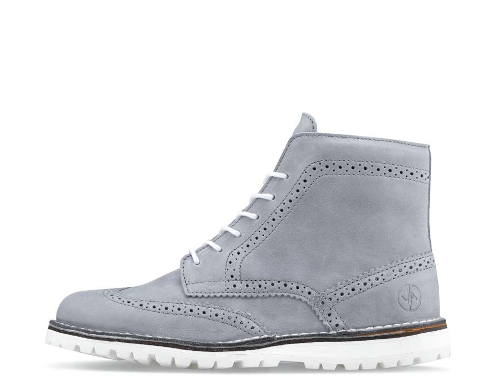Brogue High Grey